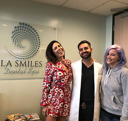 Los Angeles dentist new patients information